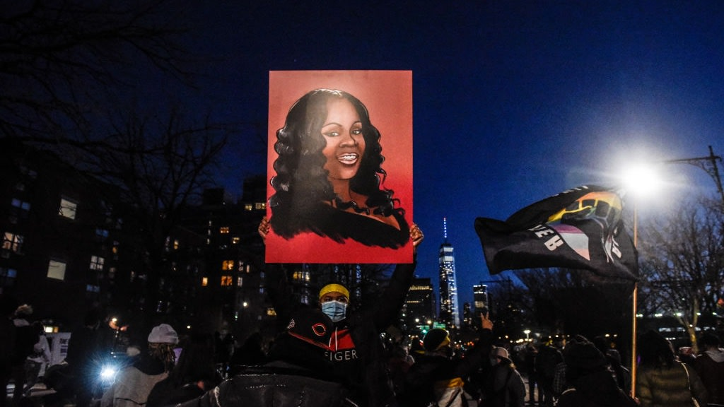 One Of The Cops Who Shot Breonna Taylor, Sgt. Jonathan Mattingly, Will Literally Be Profiting From Her Death