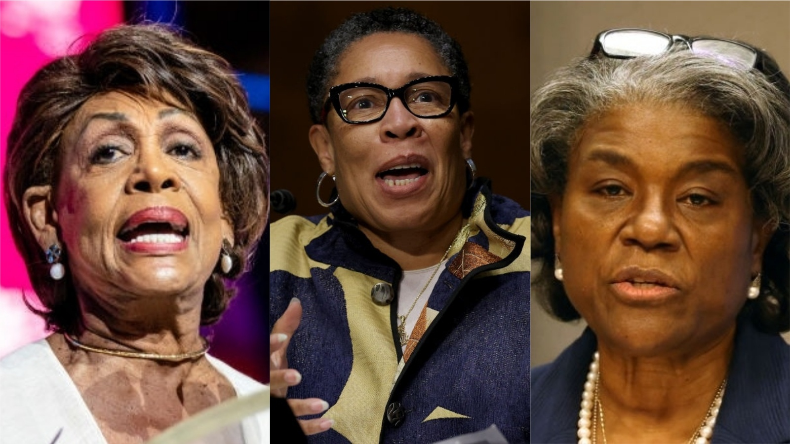 5 Prominent Black Women Politicians Who Republicans Can't Stand Right Now Because They've Been Speaking Truth