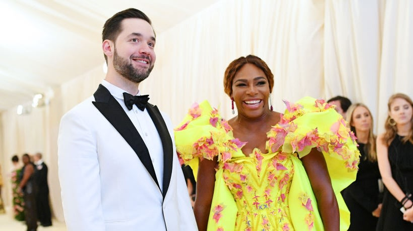 Alexis Ohanian Is Perfectly Content With Being Known As Serena Williams' Husband: 'That's Fine By Me'