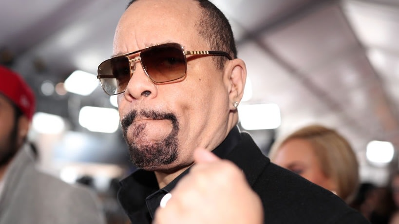 Ice-T's NSFW Response To A Troll Who Questioned His Street Creds Has Folks Cackling