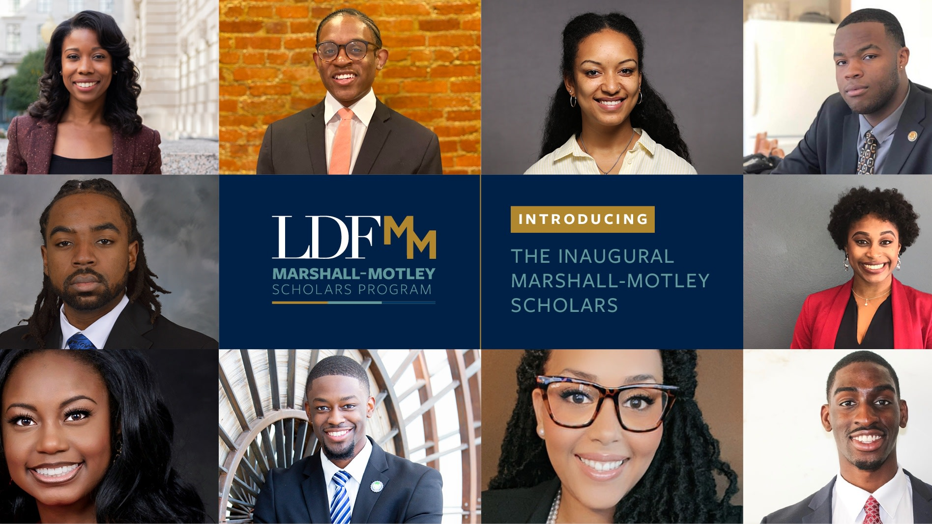 NAACP Legal Defense Fund Announces Inaugural Cohort For $40M Scholarship Program For Upcoming Civil Rights Lawyers