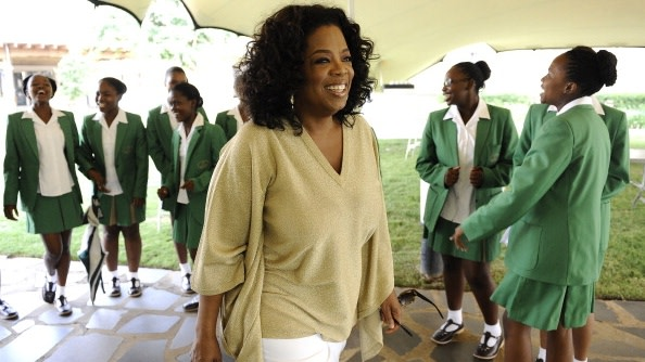 Student From Oprah Winfrey Leadership Academy For Girls Becomes First Alumna To Earn Ph.D.