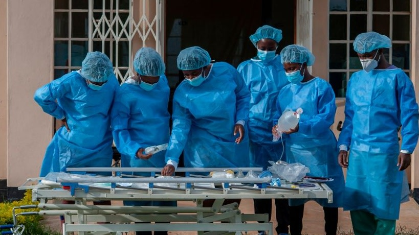 Malawi Health Officials Burn Expired COVID-19 Vaccines To Reaffirm Public's Confidence In Vaccination