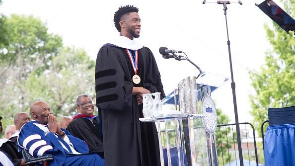 Howard Names Fine Arts School After Alum Chadwick Boseman