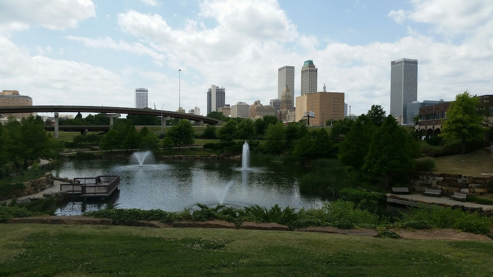 I'm Planting Roots In Tulsa For The Hope Of A Brighter And More Prosperous Future For Black America