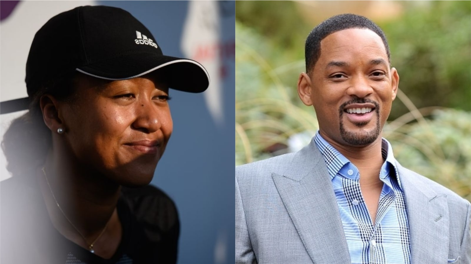 Will Smith Just Did The Cutest Thing For Naomi Osaka