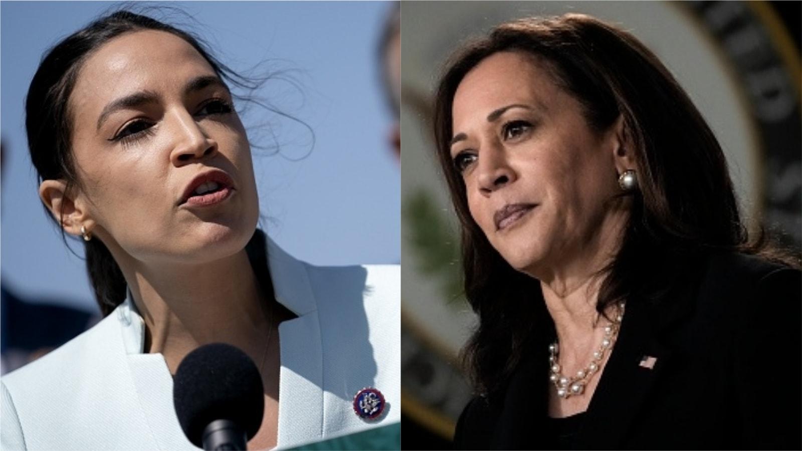 AOC Criticizes Kamala Harris After VP Advises Guatemalans Not To Come To The U.S.