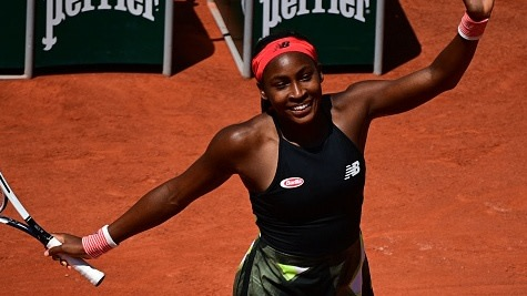 At 17 Years Old, Coco Gauff Becomes Youngest Player To Make Grand Slam Quarterfinal In 15 Years