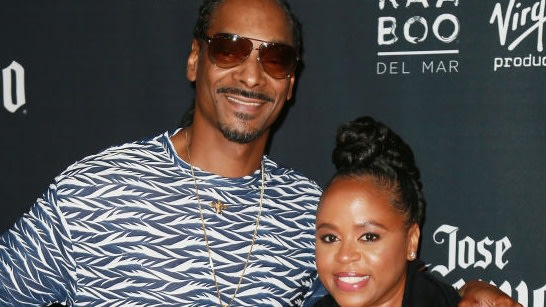 Snoop Dogg Has Made His Wife, Shante Broadus, His Manager