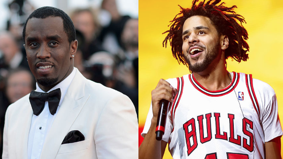 Diddy And J. Cole Squash Rumors Of Feud With Playful Reenactment Video Of 2013 Altercation
