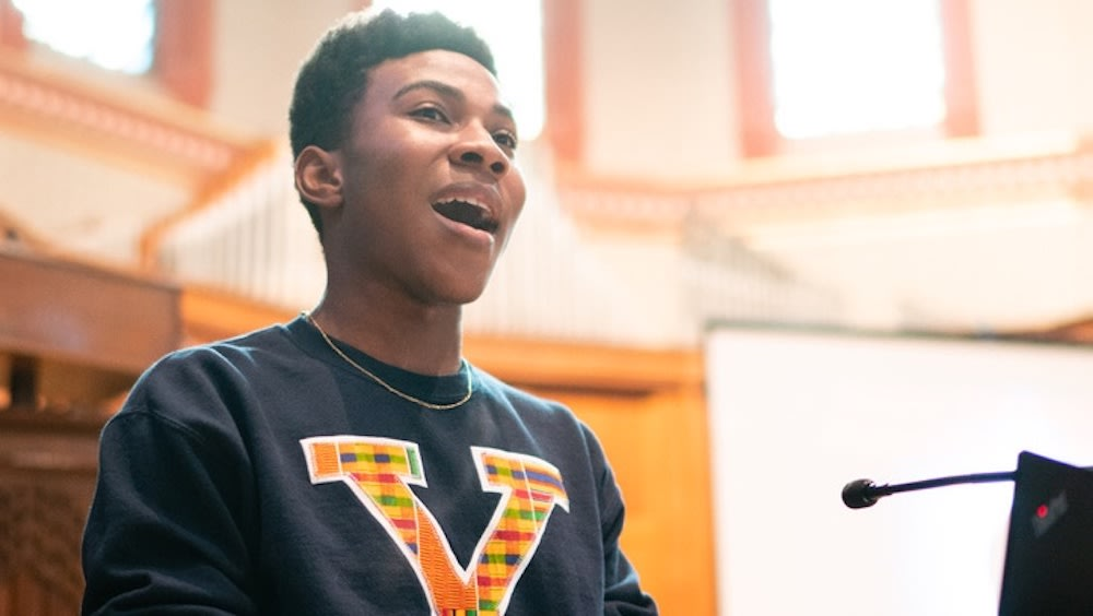 As Yale's First Black Student Body President, I'm Putting The Onus On Me And My Generation To Close This Nation's Promise Gap