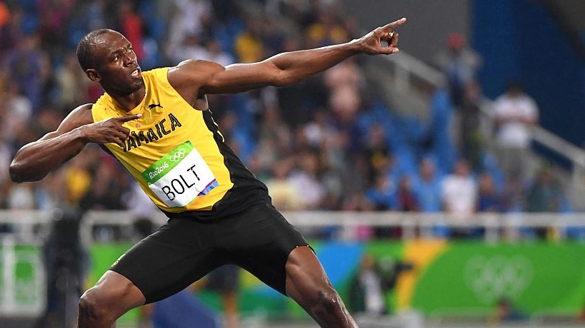 Usain Bolt And Partner Announce Birth Of Newborn Twins And Their Names Are Iconic