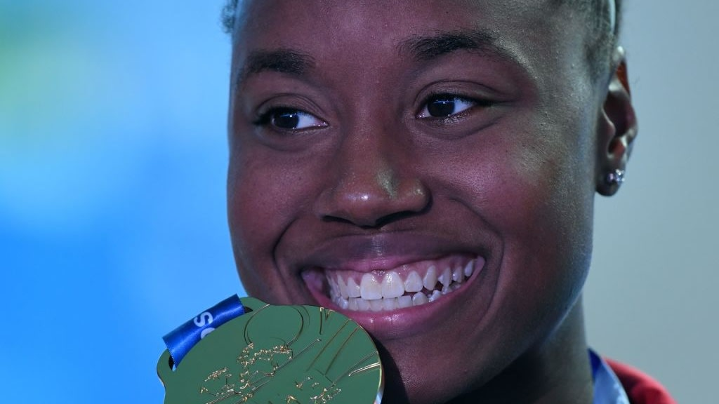 Simone Manuel Qualifies For Olympics Five Years After Making History At Rio 2016