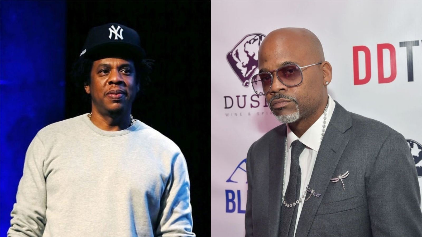 JAY-Z Sues Damon Dash Over Alleged Attempt To Sell Copyright To His Debut Album As NFT