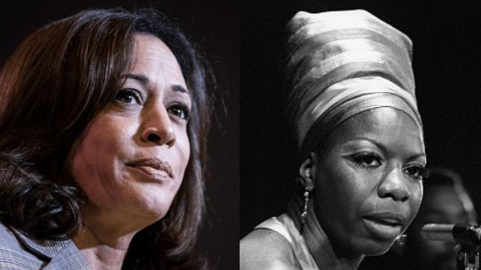 The Nina Simone And Kamala Harris Connection, Explained.