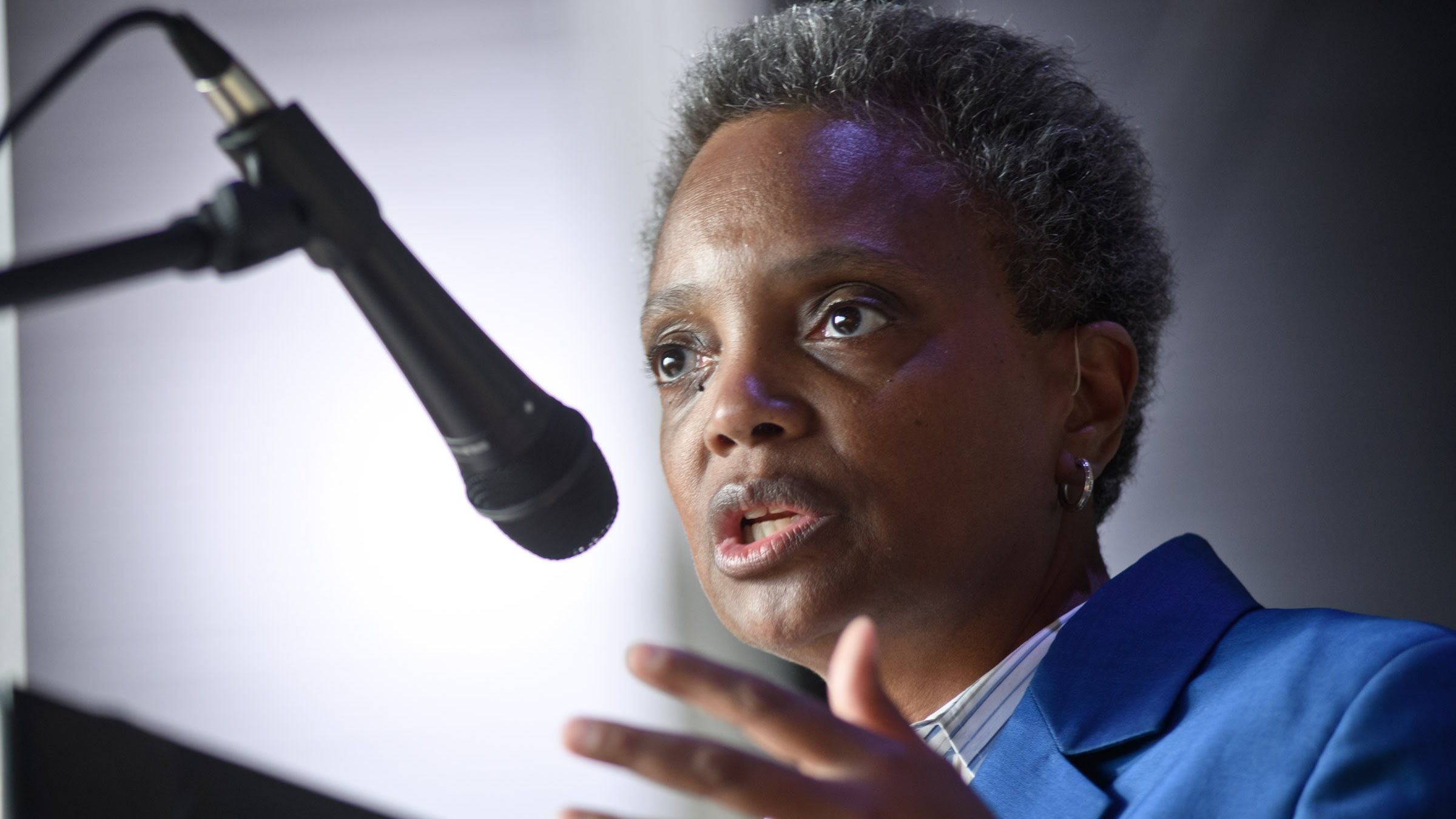 Anjanette Young, Black Woman Handcuffed Naked During Wrongful Raid, Says Chicago Mayor Lori Lightfoot Betrayed Her