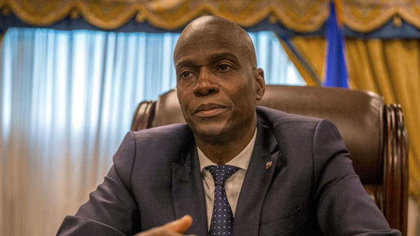 Florida Doctor Accused Of Being Mastermind Of Haitian President Jovenel Moïse's Assassination