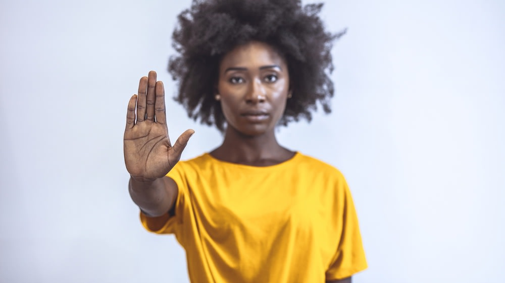 Invalidated, Underpaid And Expected To Overperform, Black Women Are Starting To Say 'No'