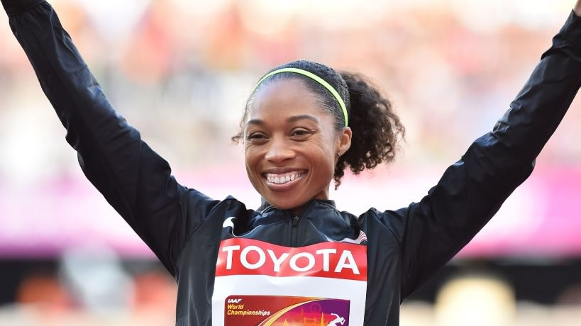 Allyson Felix Creates Fund For Women Athletes In Need Of Childcare Assistance