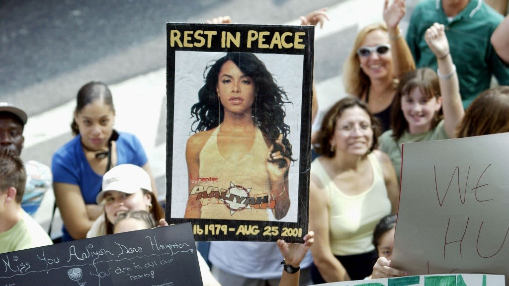 Fans Remember Aaliyah On The 20-Year Anniversary Of Her Self-Titled Album