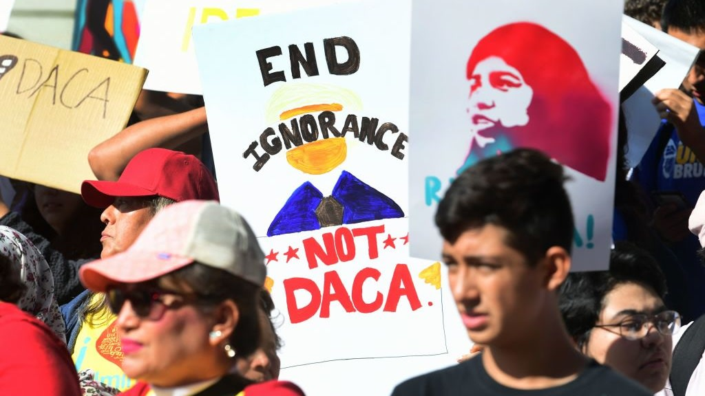 Biden Plans To Appeal A Federal Judge's Ruling Against DACA Recipients