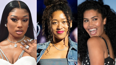 Megan Thee Stallion, Naomi Osaka And Leyna Bloom Have All Made History With Their Sports Illustrated Covers