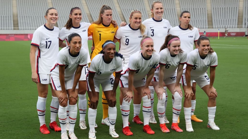 US Women's National Soccer Player Crystal Dunn Says She Doesn't Get The Same Shine As Her White Teammates