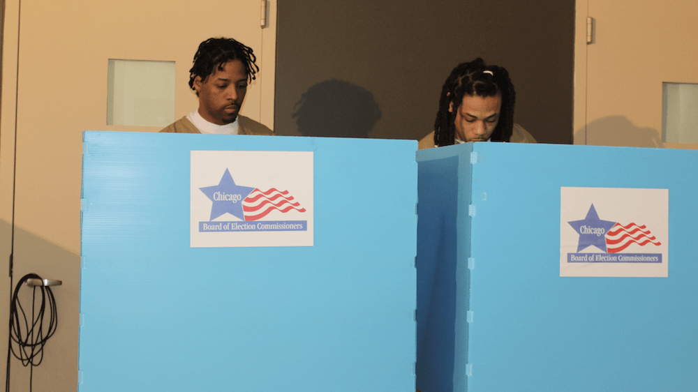 The Illinois Legislature Is Standing In The Way Of Restoring Voting Rights To 30,000 Disenfranchised Imprisoned People
