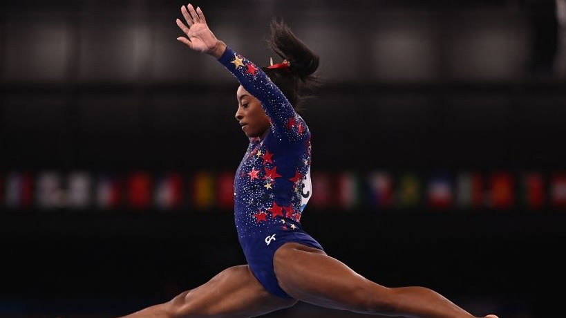 Simone Biles Shares Video Of Her Struggling To Complete Dangerous Stunt, Further Explains Olympic Competition Withdrawals
