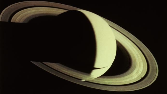 NASA Quotes 'WAP' In Hilarious Post About Saturn And Its Rings
