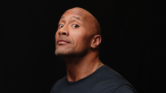 Dwayne Johnson Confirms We Can Leave Him Off Of The List Of Celebs Who Don't Bathe Often