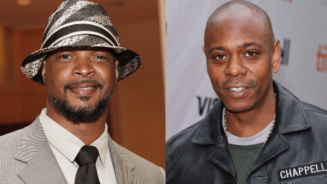 Damon Wayans Wants To Battle Dave Chappelle In 'Verzuz' And He's Clearly On To Something