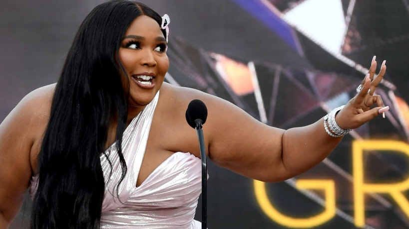 Lizzo Has Shaken Off Her Haters And Is Finally Celebrating 'Rumors' Success
