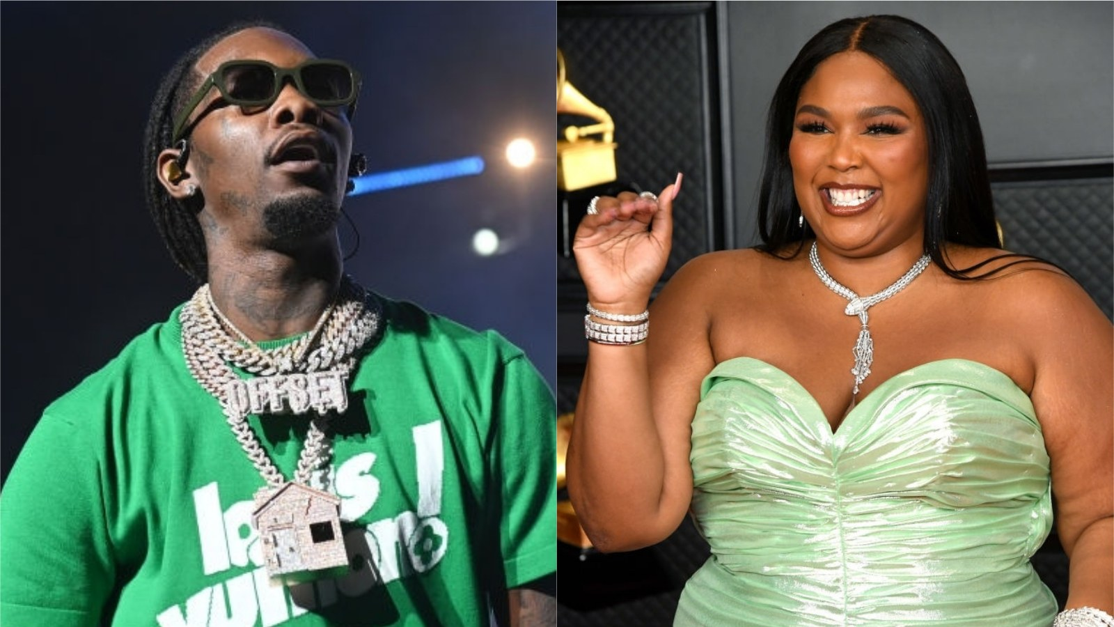 Offset Comes To Lizzo's Defense After Singer Bullied Online: 'Let These Black Women Be Great'