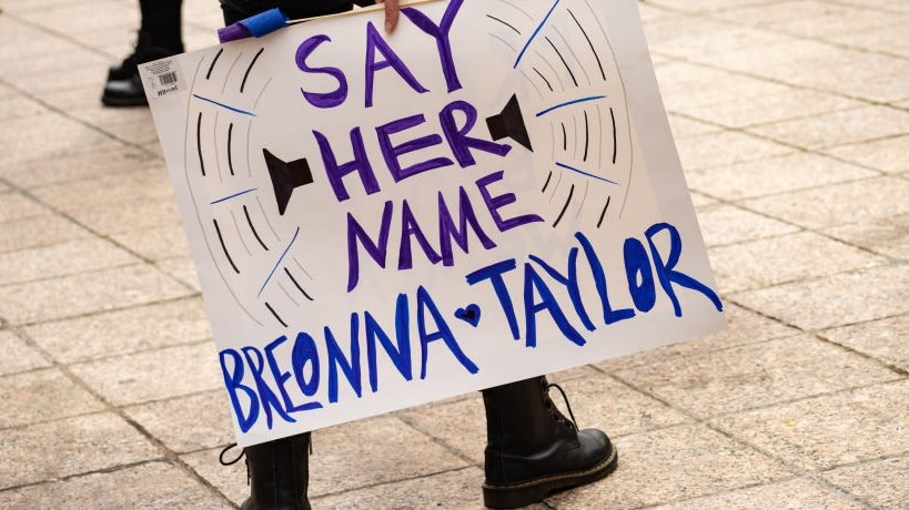 Sgt. Jonathan Mattingly, Cop Who Shot Breonna Taylor, Pulls Out Of Book Deal