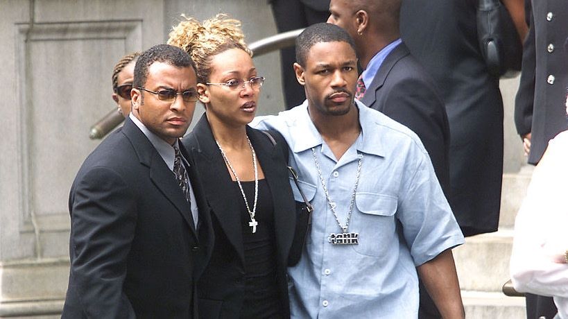 13 Striking Photos From Aaliyah's 2001 Funeral