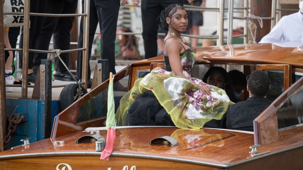 So Normani, Megan Thee Stallion And Other Faves Just Showed Off For Dolce & Gabbana's Venice Fashion Show