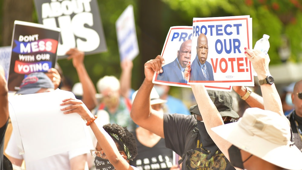 Voting Rights Are At Stake. President Biden Needs To Stop Playing The Fence On The Filibuster.