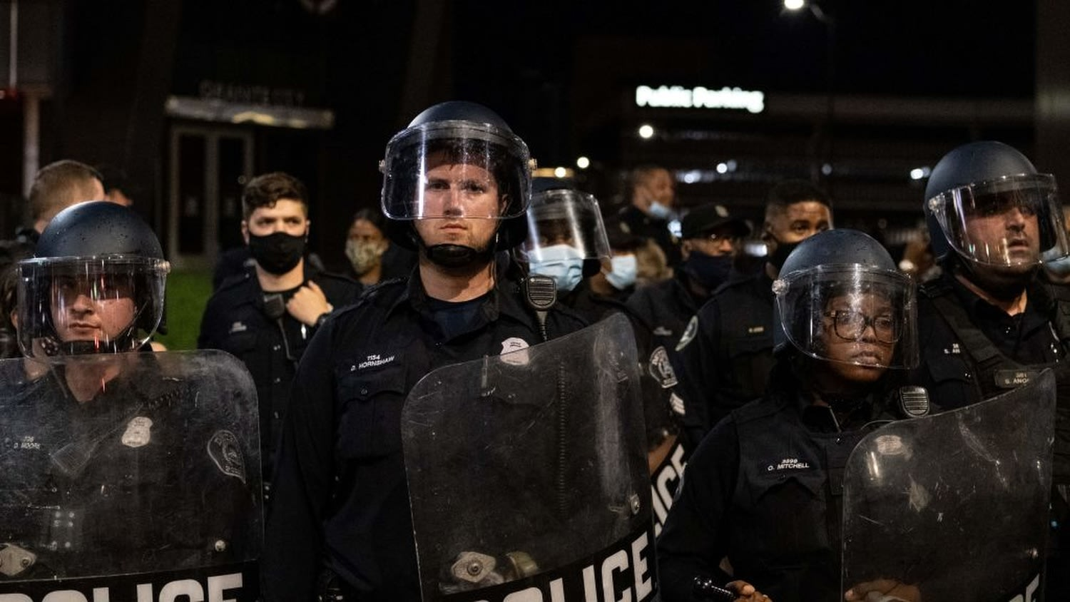 How The War On Terror Also Became A War On Black America