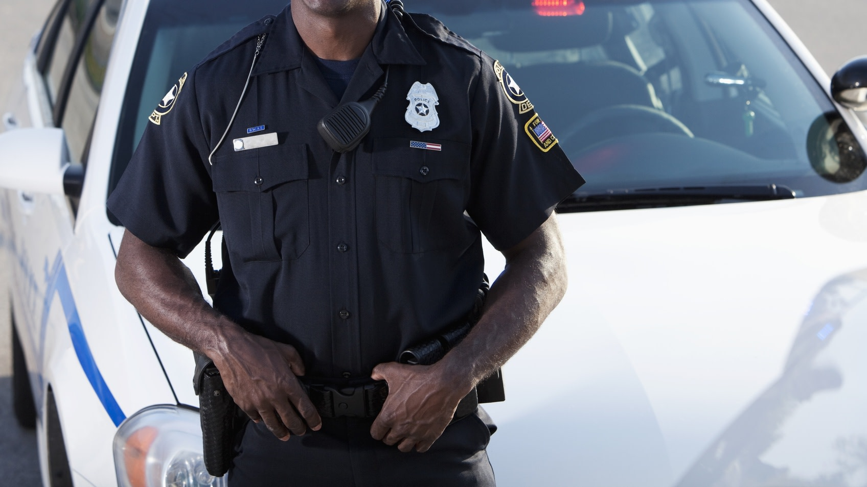 An Iowa City's First Black Police Chief Is Being Criticized For Removing KKK-Like Insignia From Uniforms