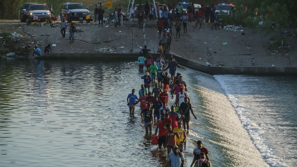 Biden Administration Planning To Deport Thousands Of Haitians Who've Crossed The Border