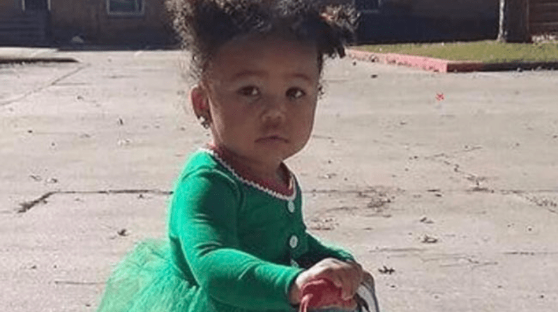 Missing Louisiana 2-Year-Old Nevaeh Allen Found Dead, Stepfather Arrested
