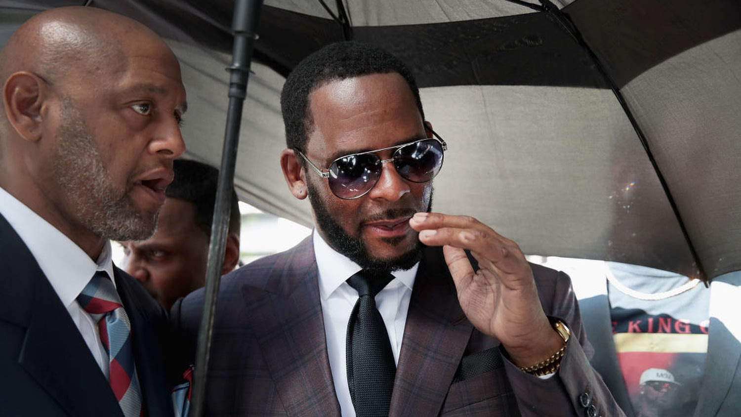 R. Kelly's Music Sales Skyrocketed After His Sex Trafficking Conviction