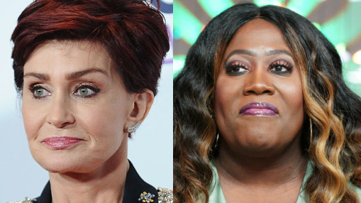 Sharon Osbourne Has Taken Up Gossiping About Sheryl Underwood On TV