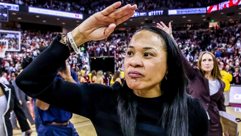 Dawn Staley Earns $22 Million Contract, Becomes Highest-Paid Black Head Coach In Women's Basketball