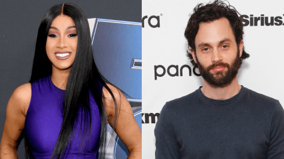 Jimmy Kimmel Is Also Dissatisfied With Penn Badgley's Lack Of Insight On Whether Cardi B Will Appear On 'You'