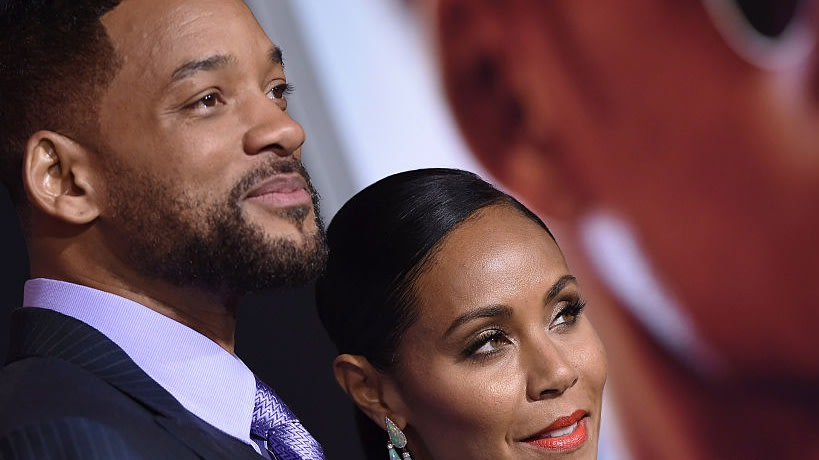 Jada Pinkett Smith Says She And Will Smith 'Never Had An Issue In The Bedroom'