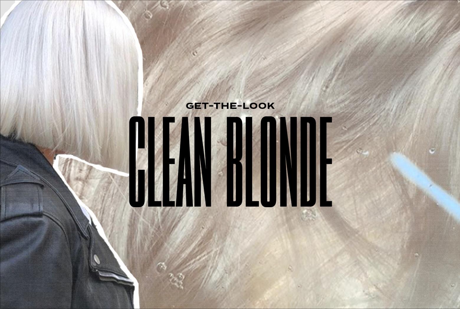 Clean Blonde image