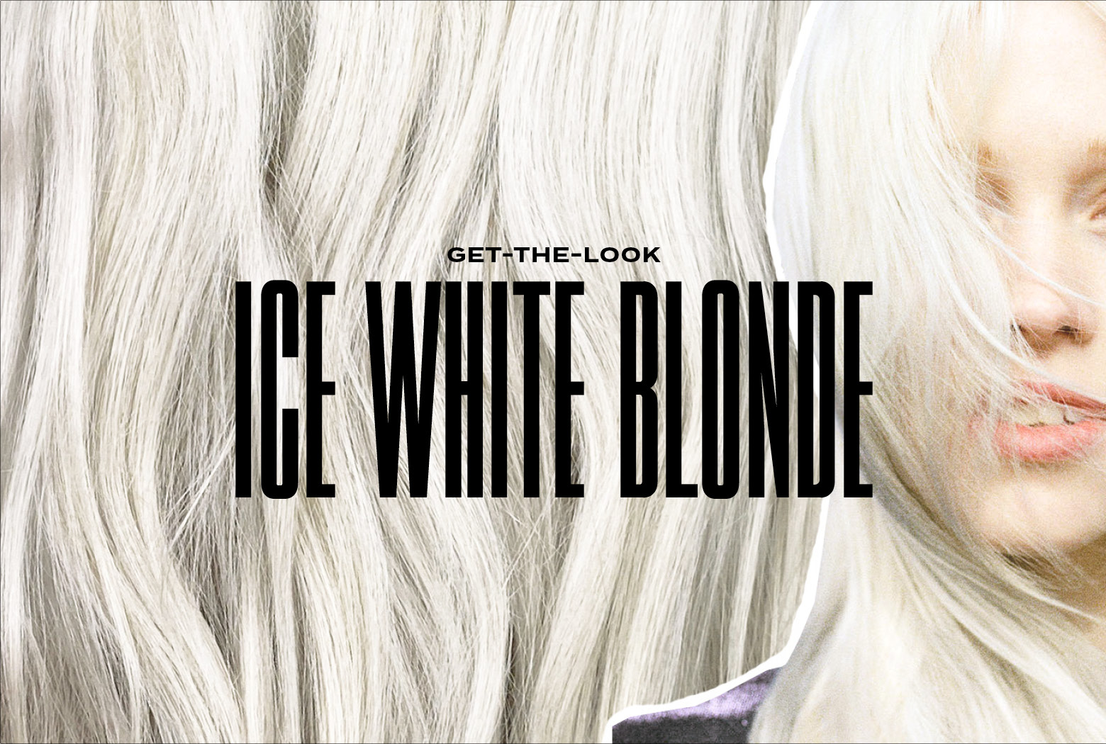 Ice White Blonde image