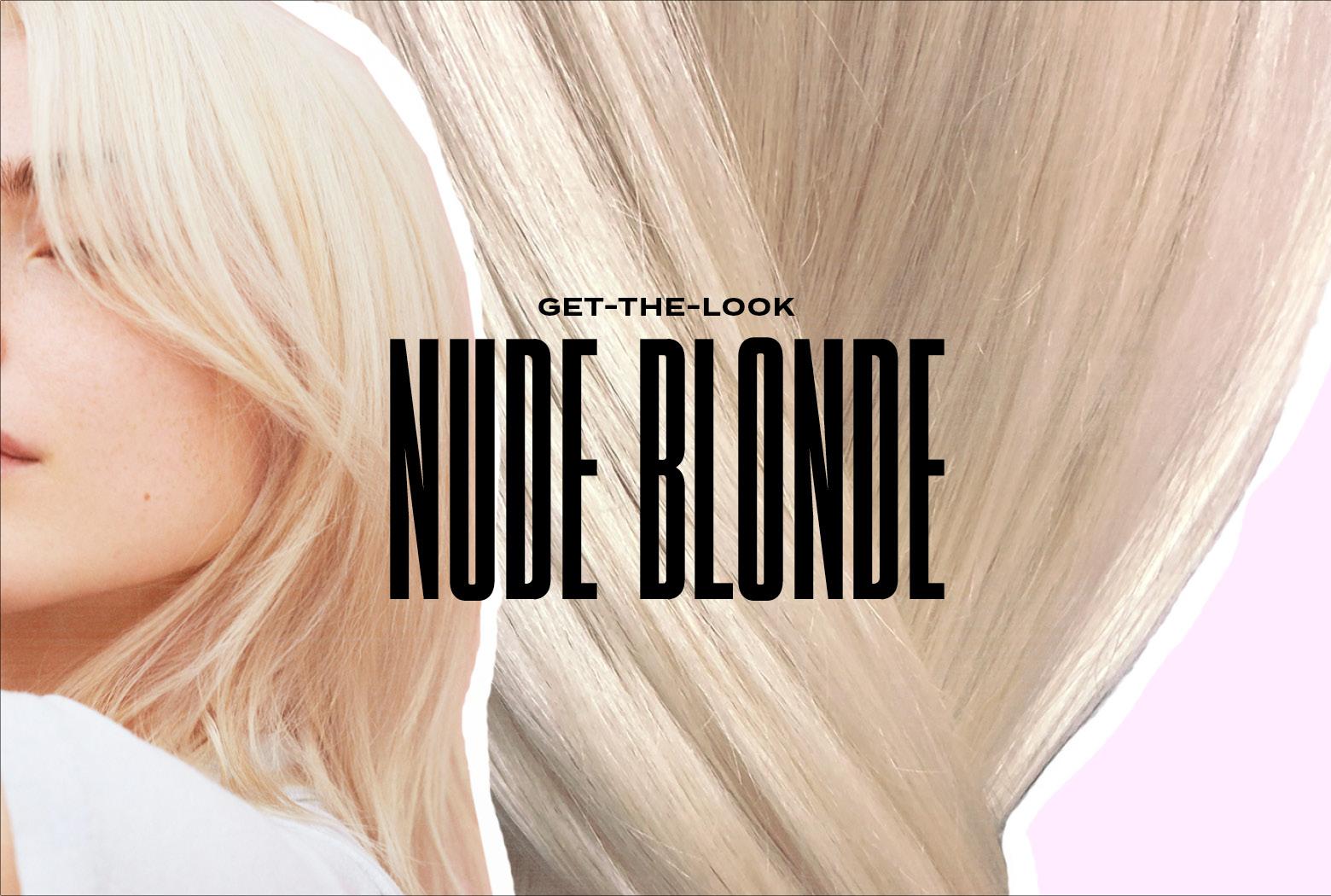 Nude Blonde image